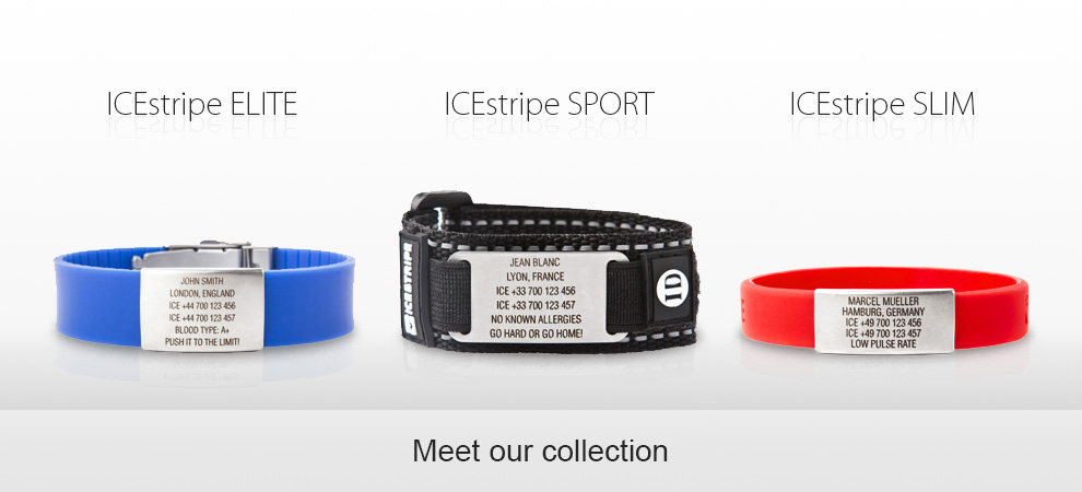 Icestripe collection